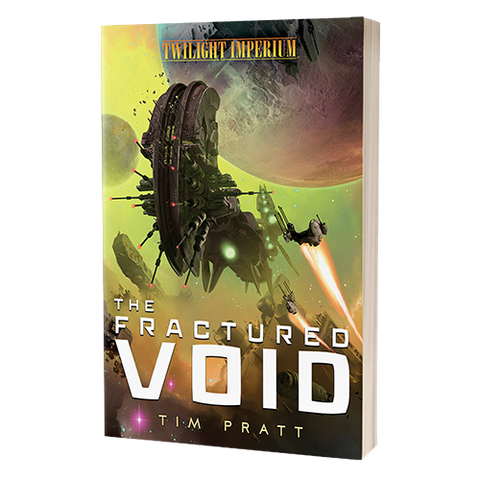 Twilight Imperium Novel: The Fractured Void