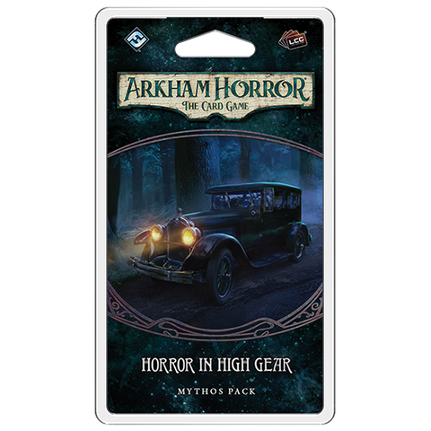 AH LCG: Expansion 43 - Horror In High Gear