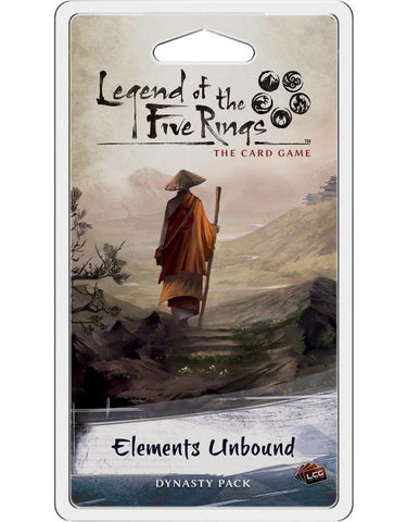 L5R LCG: Expansion 13 - Elements Unbound
