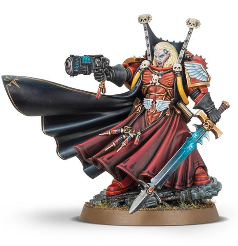 Warhammer 40K: Blood Angels - Mephiston Lord of Death