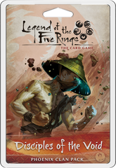 L5R LCG: Expansion 07 - Disciples of the Void Clan Expansion