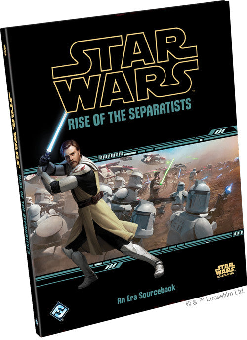 Star Wars: RPG - Supplements  - Rise of the Separatists