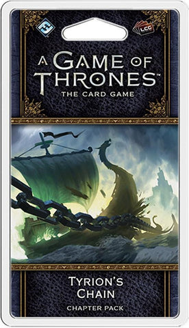 GOT LCG (2nd Ed): Pack 13 - Tyrion's Chain