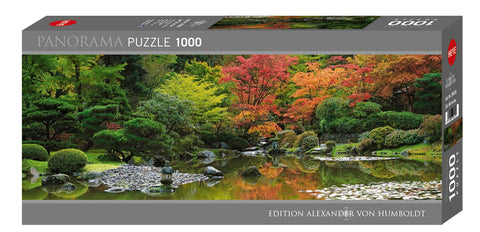 Jigsaw Puzzle: HEYE - AvH Zen Reflection (1000 Pieces)
