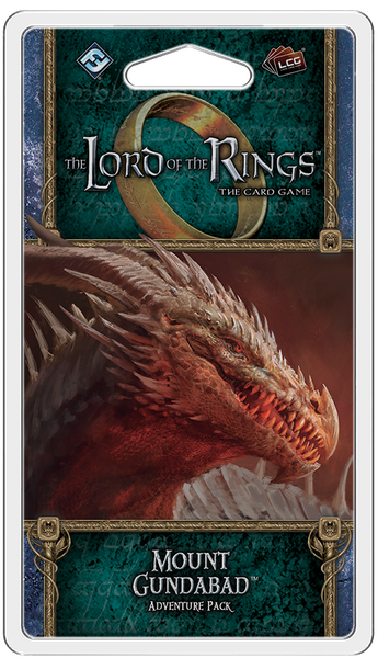 LOTR LCG: Expansion 54 - Mount Gundabad