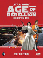 Star Wars: RPG - Age of Rebellion - Core Rulebook