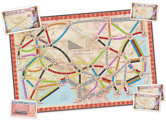 Ticket to Ride: Vol 01 - Asia