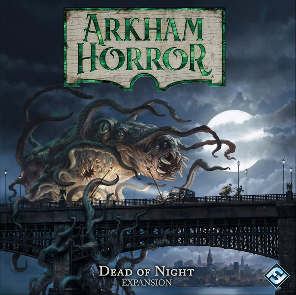 Arkham Horror: The Board Game (3rd Ed.) - Dead of Night