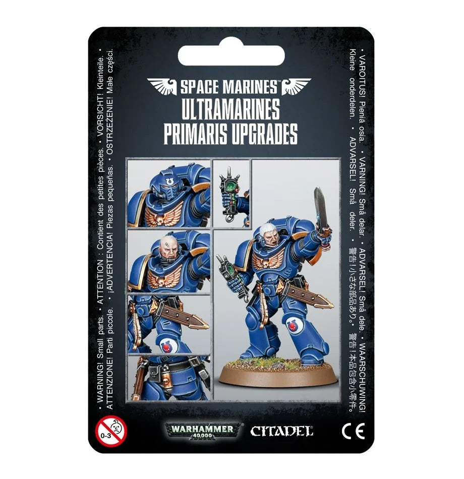 WH 40K: Space Marines - Ultra Marines Upgrades