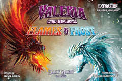 Valeria: Card Kingdoms - Flames & Frost