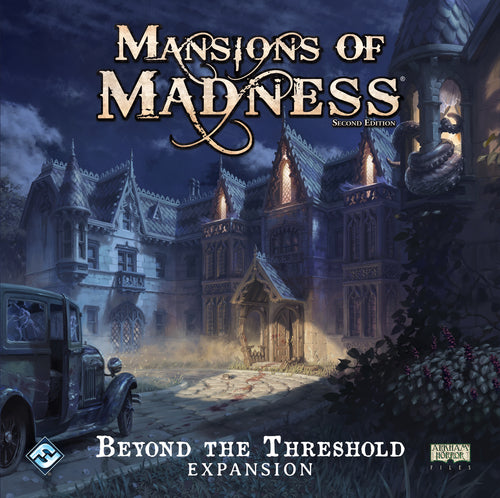 Mansions of Madness (2nd Ed) - Vol 03: Beyond the Threshold