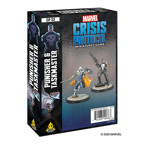 Marvel: Crisis Protocol - Punisher and Taskmaster