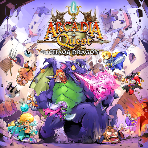 Arcadia Quest - Chaos Dragon