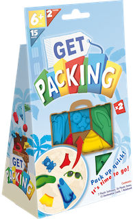 Get Packing: 2-Player Game