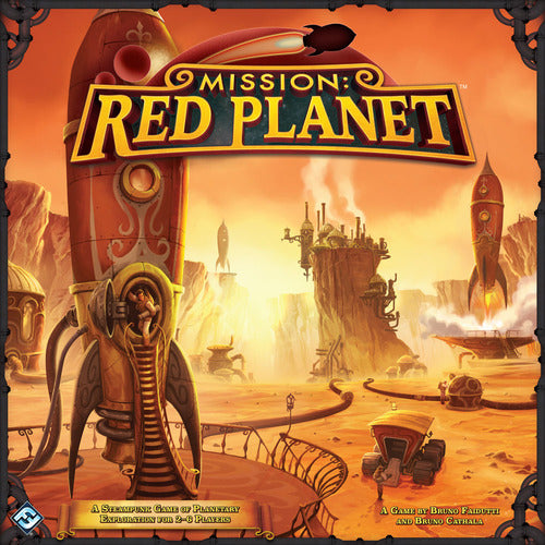 Mission: Red Planet (2nd Ed)