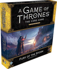 GOT LCG (2nd Ed): Expansion 43 - Fury of the Storm Deluxe