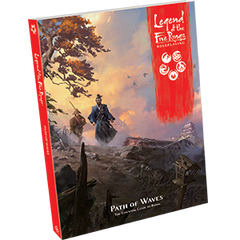 L5R RPG: Sourcebooks - Path of Waves
