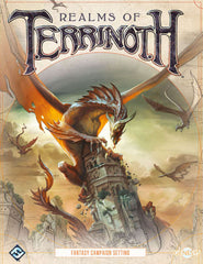 Genesys RPG: Terrinoth - Realms of Terrinoth (Core Rulebook)