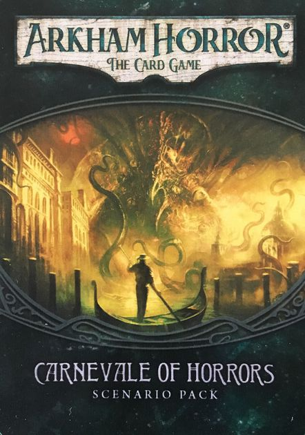 AH LCG - Scenario Pack 02: Carnevale of Horrors