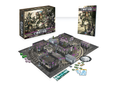 Infinity: Operation Coldfront Battle Pack