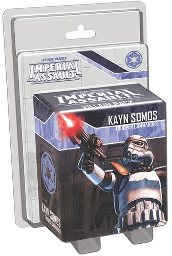 Star Wars: Imperial Assault - Kayn Somos (Villain)