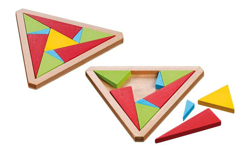 Puzzle: Philos - Triangular Puzzle