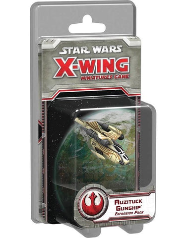 Star Wars: X-Wing - Auzituck Gunship (Rebels)