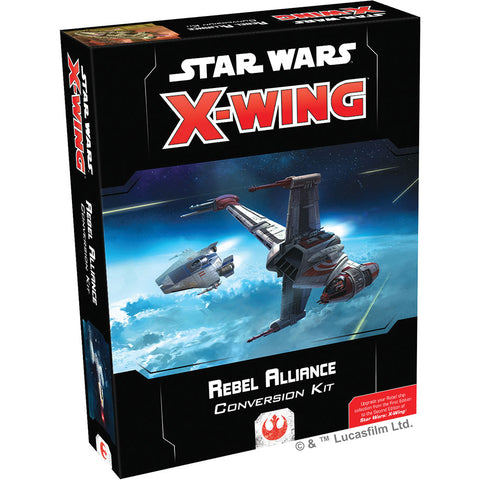 Star Wars - X-Wing 2nd Ed: Rebel Alliance Conversion Kit
