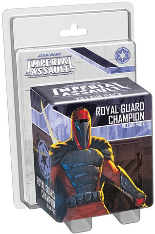 Star Wars: Imperial Assault - Royal Guard Champion (Villain)