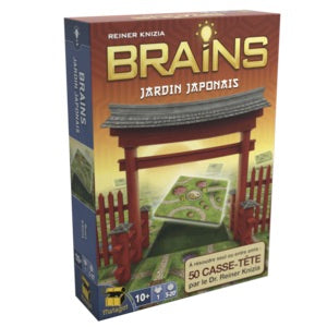 Brains: Japanese Gardens