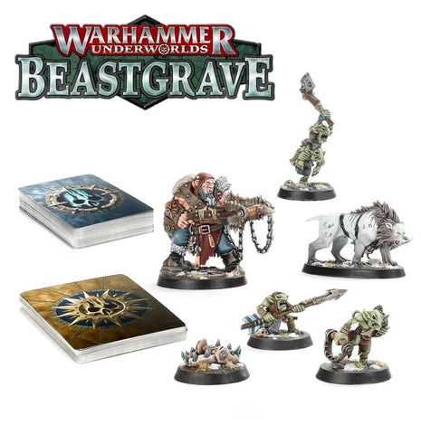 WH Underworlds: Beastgrave - Hrothgorn's Mantrappers