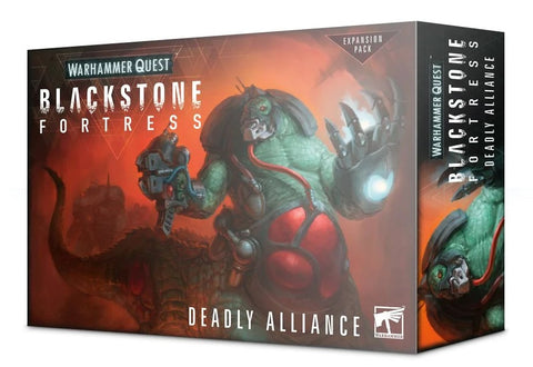 WH Quest: Blackstone Fortress - Deadly Alliance