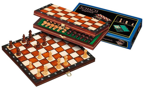 Chess: Philos - Travel, Magnetic, 30 mm