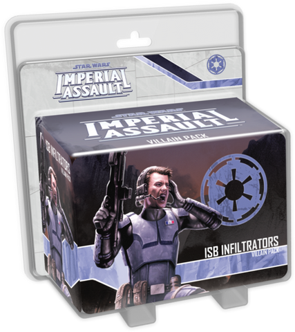 Star Wars: Imperial Assault - ISB Infiltrators (Villain)