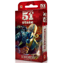51st State: Master Set - Scavengers