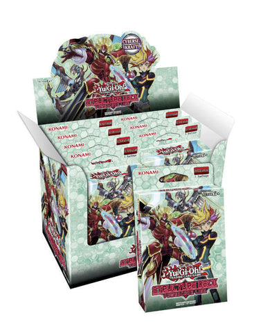Yu-Gi-Oh! TCG: Structure Deck - Powercode Link (8x Display)