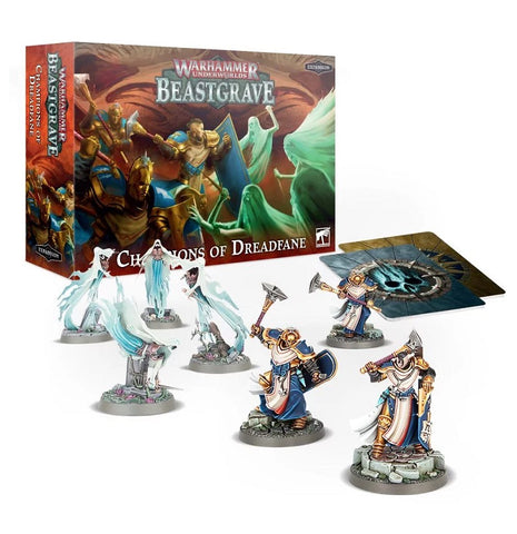 WH Underworlds: Beastgrave - Champions of Dreadfane