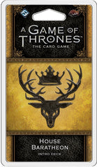 GOT LCG (2nd Ed): Intro Decks 04 - House Baratheon Deck