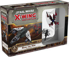 Star Wars: X-Wing - Guns for Hire (Scum)