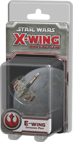 Star Wars: X-Wing - E-Wing (Rebel)