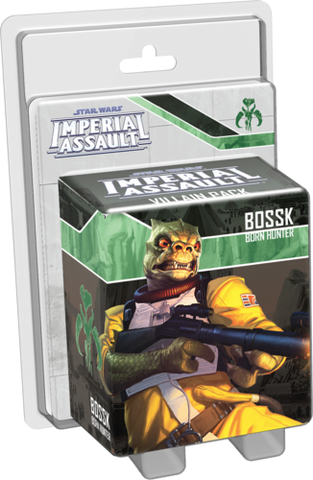 Star Wars: Imperial Assault - Bossk (Villain)