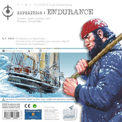 Time Stories - Vol 04: Expedition: Endurance