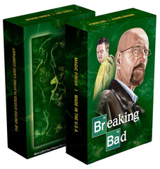 Playing Cards: Albino - Breaking Bad, Classic Green