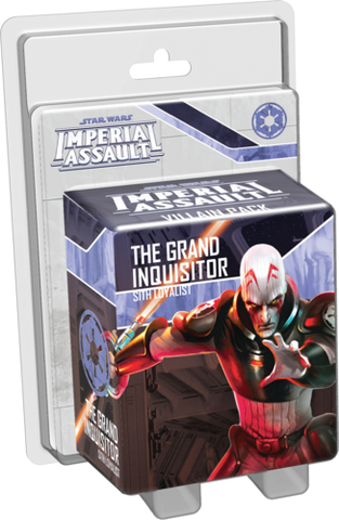 Star Wars: Imperial Assault - The Grand Inquisitor (Villain)