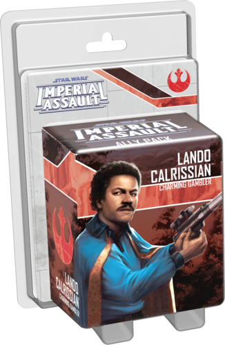 Star Wars: Imperial Assault - Lando Calrissian (Ally)