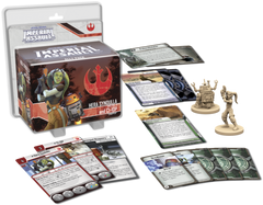 Star Wars: Imperial Assault - Hera Syndulla and C1-10P (Ally)
