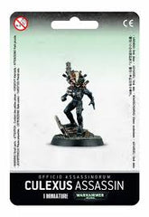 WH 40K: Officio Assassinorum - Culexus Assassin
