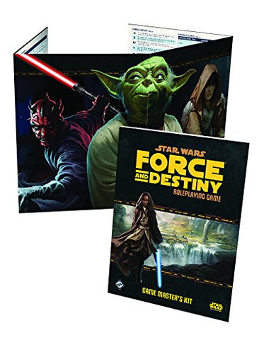 Star Wars: Force and Destiny RPG - Game Master's Kit