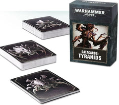 WH 40K: Tyranids - Data Cards