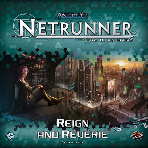 AN LCG - Pack 55: Reign and Reverie Deluxe Expansion